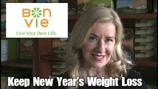 How to Keep Your New Year's Weight Loss Resolution  |  BonVie Weight Loss