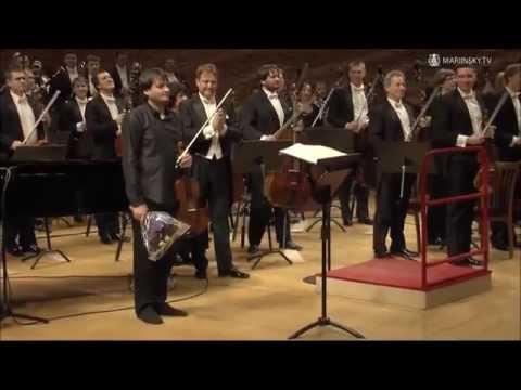 Maxim Rysanov plays Schnittke Viola Concerto with TSSO under Alexander Sladkovsky