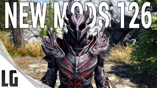 6 BRAND NEW Console Mods 126 - Skyrim Special Edition (XBOX/PS4/PC)