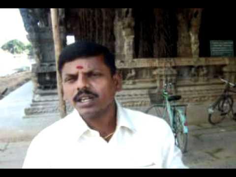 Nkechi In India - My Trip to Kanchipuram Part#1