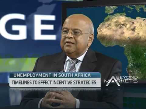Pravin Gordhan's Youth Employment Incentive Strategy