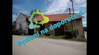 Prodej chalupy 2+1 se stodolou, Osečany, okres Příbram