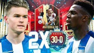 FIFA 19: 2x 30-0 Rewards mit 2 Fußballprofis: Torunarigha und Mittelstädt🙏 🔥