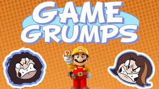 Best of Danny and Arin Rage!! | Super Mario Maker | Game Grumps