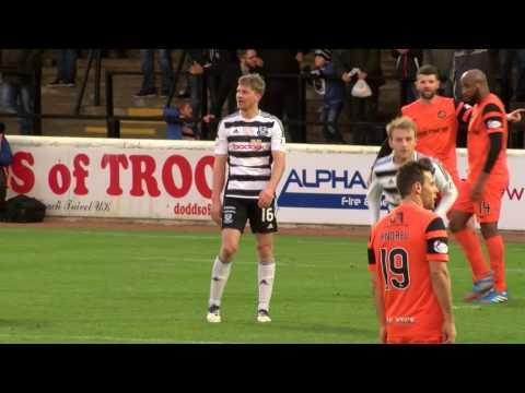 SPFL Championship: Ayr United v Dundee United