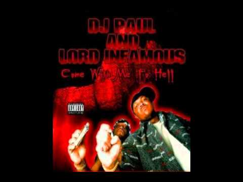 DJ Paul & Lord Infamous - Lick My Nuts Remix / Too Deep