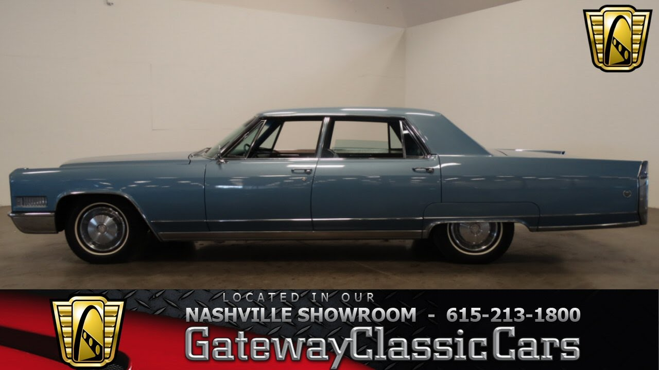 1966 cadillac fleetwood sixty special,gateway classic cars-nashville