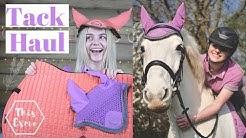 TACK HAUL | New LeMieux colours Sorbet and Lavender! | This Esme