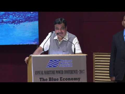 KEYNOTE ADDRESS BY   SHRI NITIN GADKARI  AT  ANNUAL MARITIME POWER CONFERENCE(AMPC)- 2017