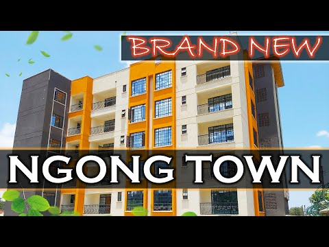 THREE BEDROOM EXECUTIVE MODERN APARTMENT TOUR  NGONG TOWN NEWLY CONSTRUCTED APARTMENTS  AFRICA KENYA
