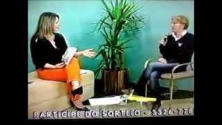 Márcia Pontes Participação no Programa Mulheres - 03/09/2014