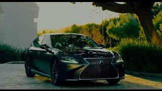 Новый Lexus LS 500h 2018