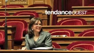 Nathalie Goulet soutient le renouveau politique, dans la nomination des ministres d'Emmanuel Macron