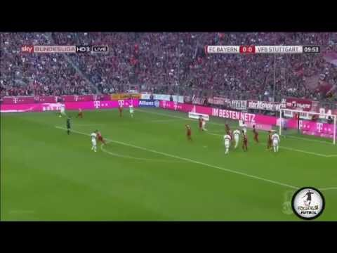 Bayern Münih'ten Efsane Kontra Atak | #RUN