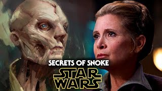 Leia's Secrets Of Snoke Revealed! - Star Wars Analysis