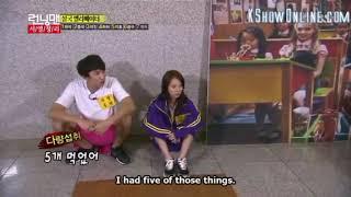 Kwang soo vs ji hyo
