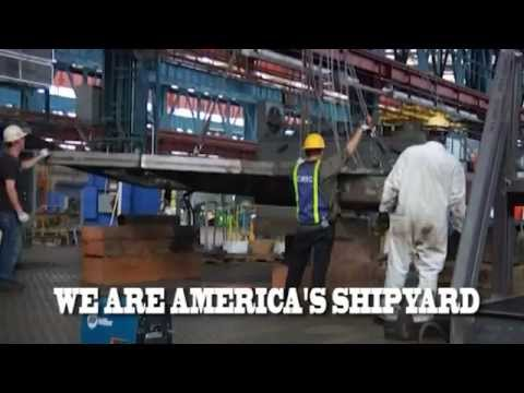 Celebration of America and America's Shipyard