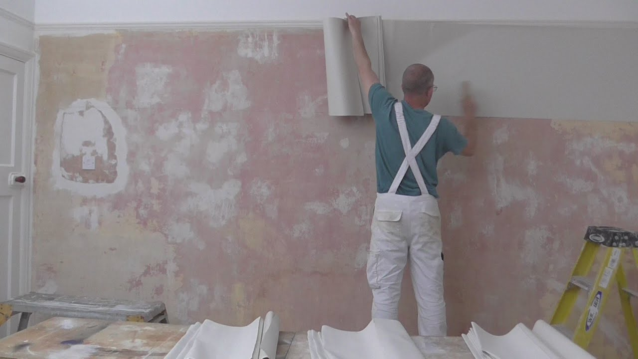 How To Install Wallpaper Liner