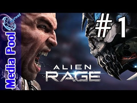 Alien Rage Unlimited Playthrough part 1 |