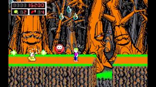Commander Keen 4 Funny Gameplay