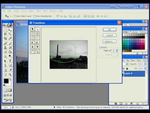 36 รูปทรง 3 มิติที่มีภาพเป็นพื้นผิว
