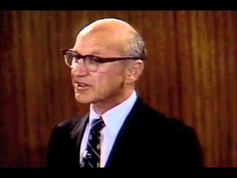 Milton Friedman - Illegal Immigration only helps when its Illegal
