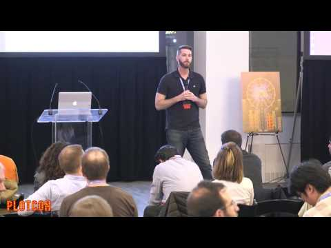 PLOTCON 2016: Nick Culbertson, Visualizing HIPAA Violations to Protect Patient Privacy