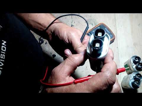 Микроволновка - как проверить конденсатор