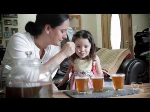 Ava eats Mauritania (Global Table Adventure)