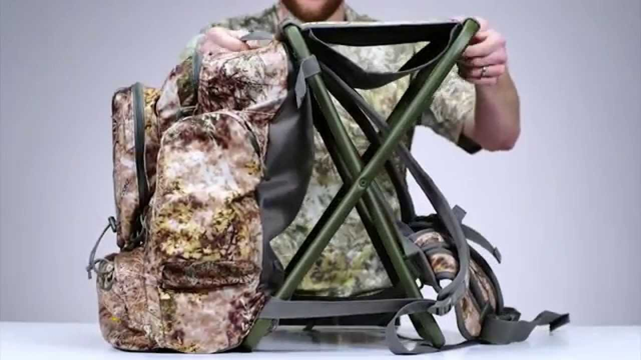 Ground Hunter Pack by Cabelas  YouTube