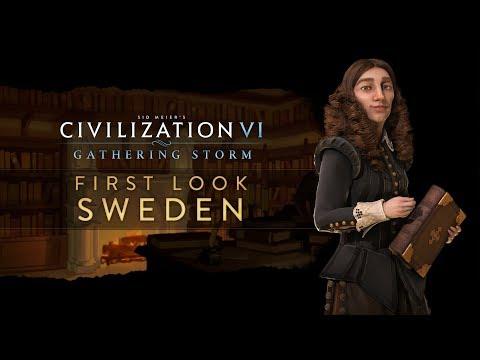 Швеция в Civilization 6: Gathering Storm даст всем возможность сразиться за Нобелевскую премию