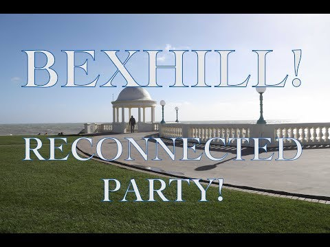Strangeland Adventure: P. 3- Bexhill and Reconnected Party! 20 Oct.