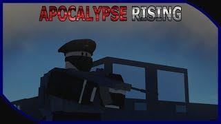 Roblox - Modo de Jogo Apocalypse Rising