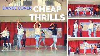 "Sia's ""Cheap Thrills"" ft. Sean Paul Best Remix Dance Performance"