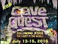 TPCD VBS 2016 Cave Quest