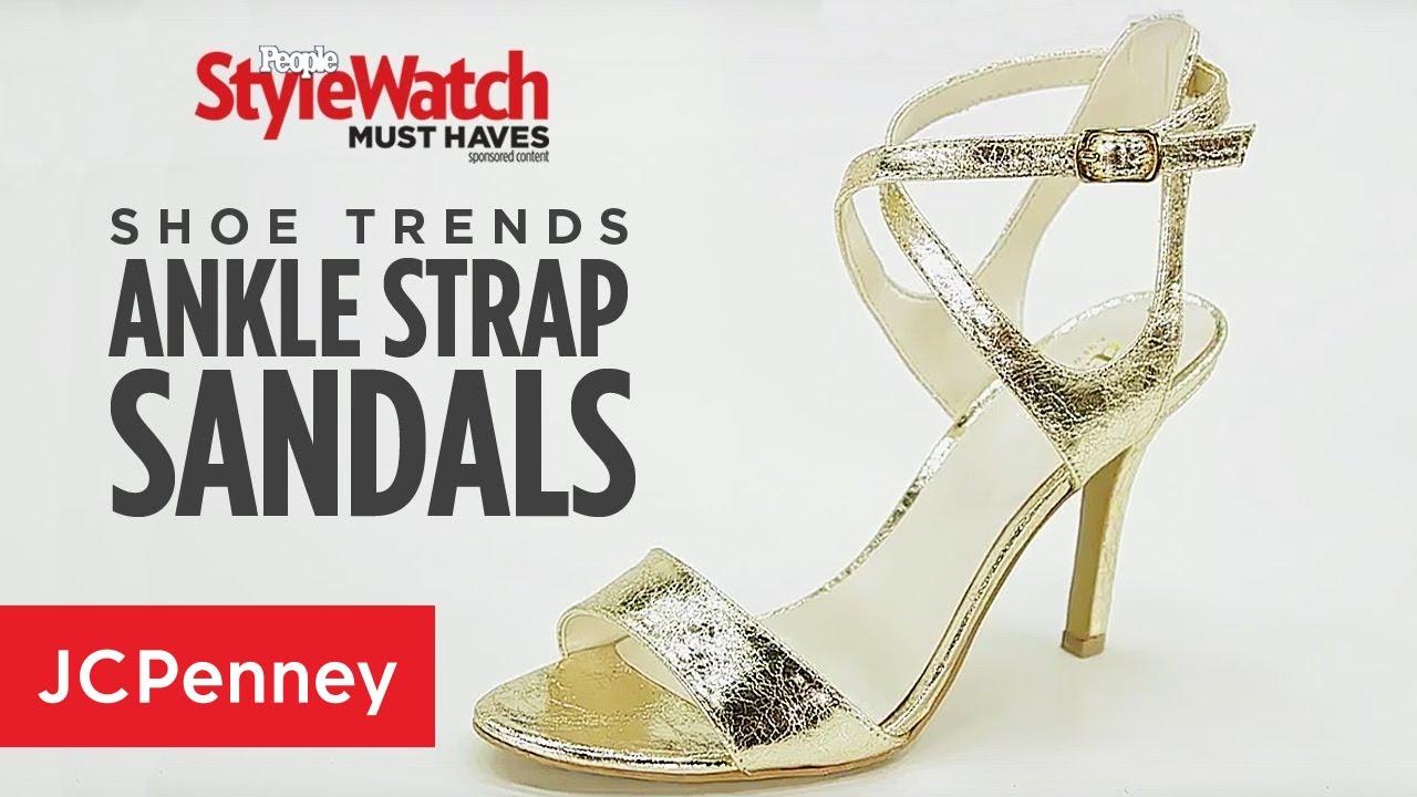 189c239fe67 Strappy Heels  Women s Shoe Styles