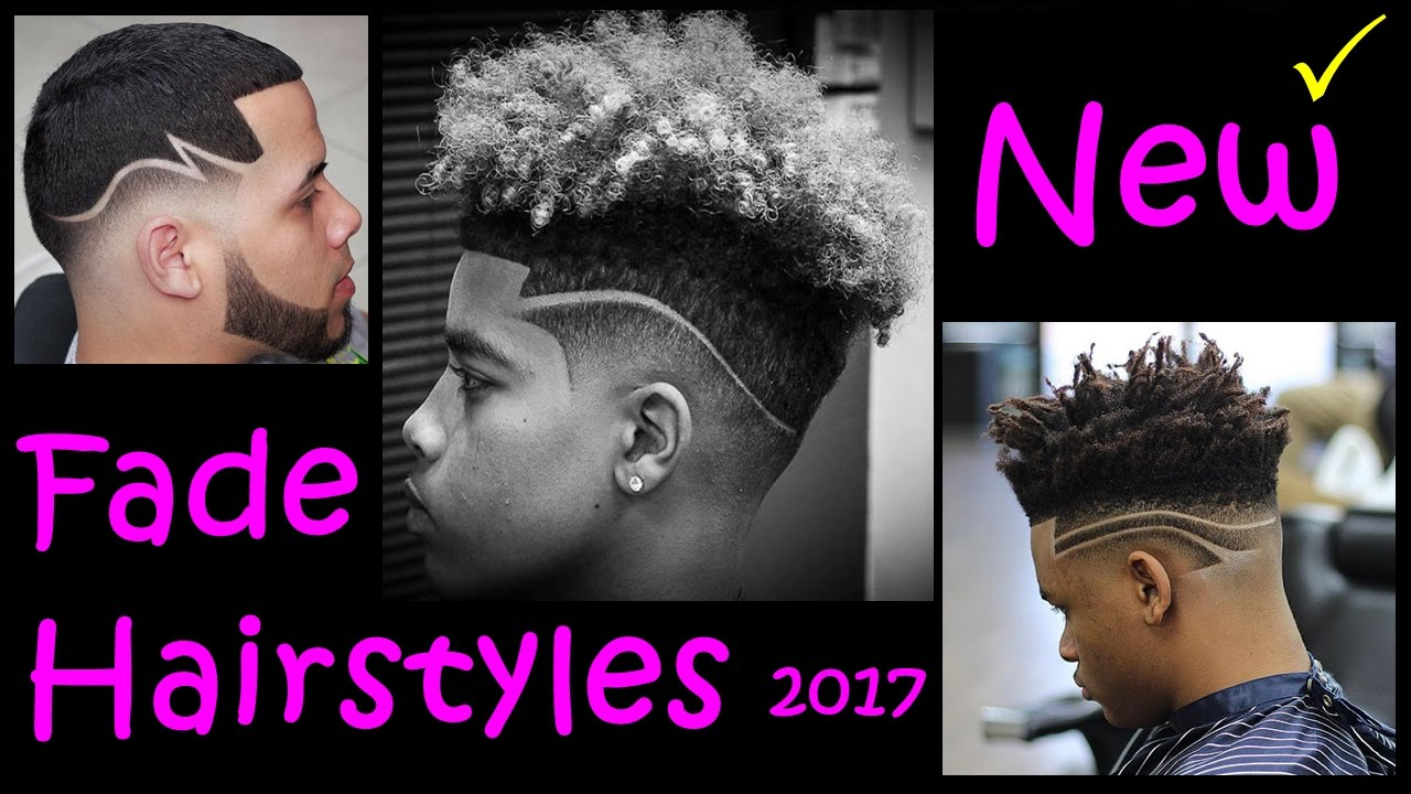 New Fade Hairstyles For Black Men 2017   Black Men Hairstyles