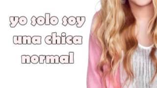 Ordinary Girl Hannah Montana Traducida Al Espaol.mp3