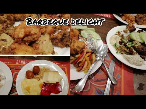 Family outing |Dubai mall| Dinner at Barbeque delight