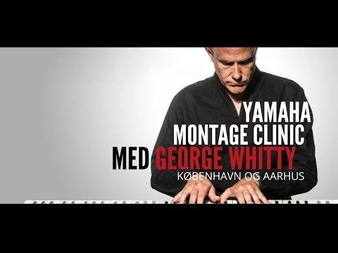 4Sound Reports - Yamaha Montage George...