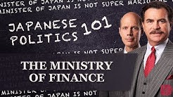 Japanese Politics 101: The Ministry of Finance
