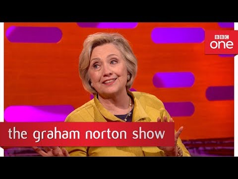 Hillary Clinton didn't want to attend Trump's Inauguration - The Graham Norton Show: 2017 - BBC One