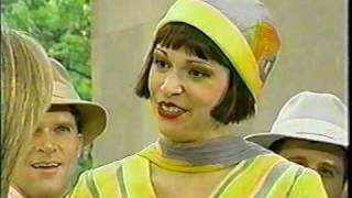 "Sutton Foster Performs ""Thoroughly Modern Millie"""