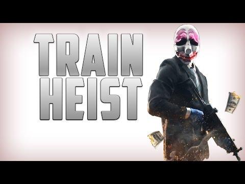 Train Heist Stealth - Payday - Death Wish (Stealth) w/ Wallbangers