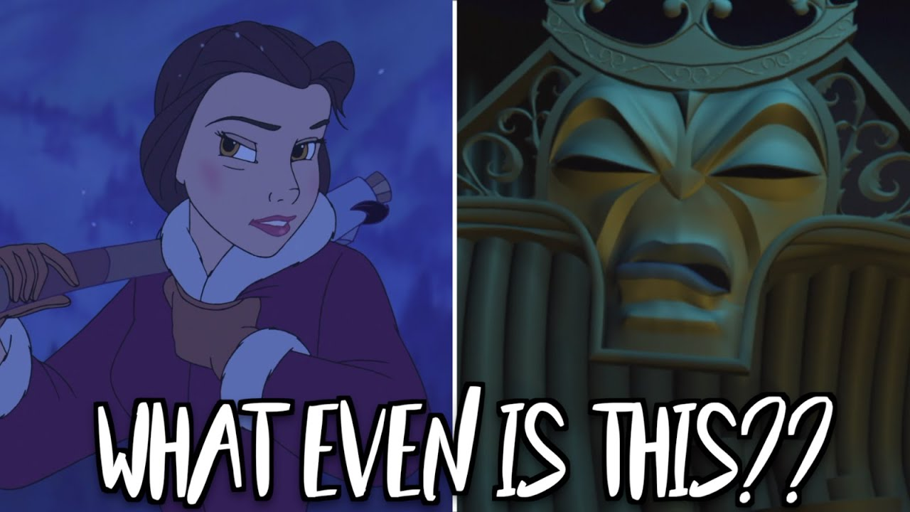 Download The Beauty and the Beast Christmas Special HAUNTS MY NIGHTMARES