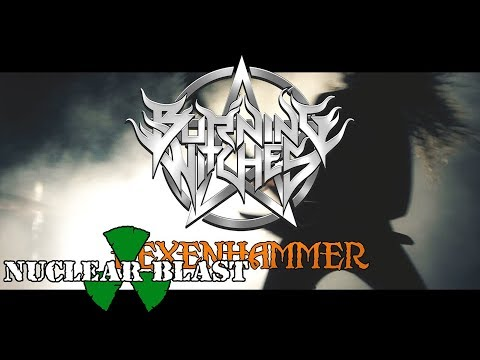 BURNING WITCHES - Music Video For 'Hexenhammer' - Coming Soon (OFFICIAL TEASER)