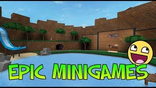 Roblox|Epic MiniGames#1|КРУТЫЕ МИНИ-ИГРЫ !