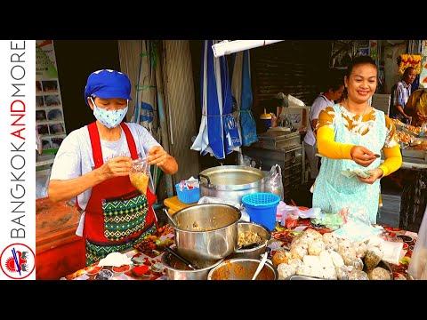 BREAKFAST IN BANGKOK   Silom In The Morning