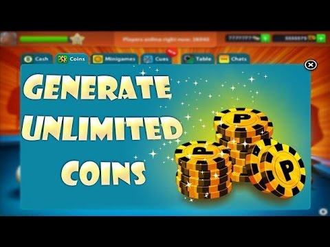 Get Unlimited 8 Ball Pool Coins LEGALLY   Get your coins before it Expire