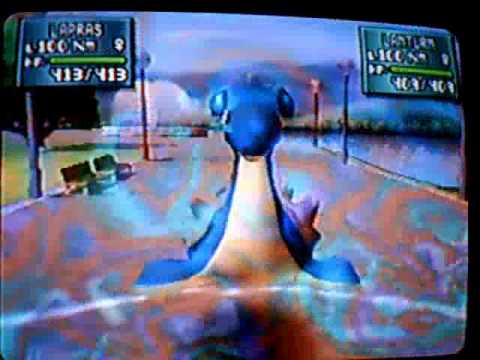 Pokémon Stadium 2 test: Stacking Perish Song